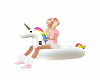 kids pool toy unicorn