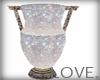.LOVE. Diamond Vase