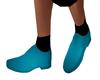 Teal Formal Shoes