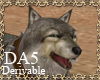 (A) Warrior Wolf Pet
