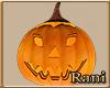 Animated Pumpkin Head M