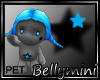 {BM} Neon Blue Gigeli