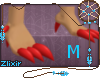 [Zlix]Mellongon Feet M