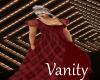 Red Renaisssnce Dress