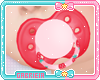 Kids Strawberry Paci