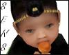 Kierra: Blk & Gold/ play