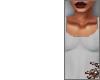rll.{fendue} White dress