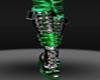 {DD]Limegreen boots