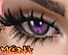 +MONA+ Sexy Plum Eyes