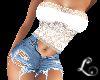 xo*White Angel Lace