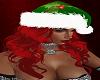 FG~ Xmas Hat + Red Hair