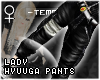 !T Lady Hyuuga pants