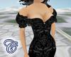 Adrienne in Black