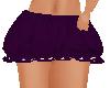 Purple star shorts