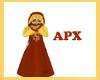 Alpha Psi Xi Robe