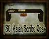[SC] Asian Scribe Desk