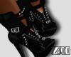[zuv] black boot