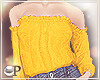 Gypsy Yellow Top