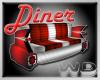 (W) Diner Car Sofa v2