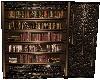 Books shelve