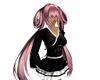 lavender pig tail
