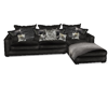 Black&Silver Couch