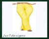 JT Straight Pants Lemon