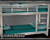 .MODERN APT BUNK BEDS.