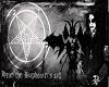 Dark Gothic Room