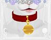 ☪»Ina I M Collar Red