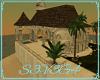 Antiq Horse Temple furn