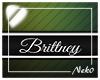 *NK* Brittney (Sign)