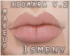 [Is] Natural Lips Xioma