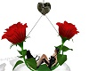 animated rose kiss louve