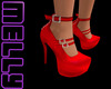 MC | Doll Shoe Red