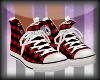 [SB] Converse Red/Blk F