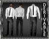 Shirt/Pants wNcktie Mesh