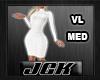 [JGK]Tight Dress VL-Med