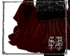 SB Layerable Skirt Red