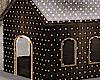 Lighted Xmas House *Deco