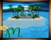 *M* Beach bar