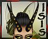 Egytian Demon Horns