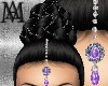 *Indian Hairstyle+Gems