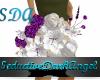 Wedding Flowers Purple