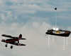 Animated Stunt Plane