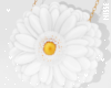 n| Flower Purse White