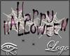 [D]Happy Halloween Logo