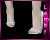 L: Pearls Heels