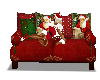 Christmas Couch