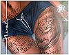 #Tattooed waist LL